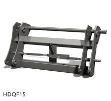 Horst Industrial Quick Fit Plate (To Fit Tractor Loader Backhoe)