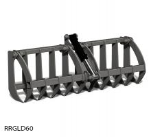 Light Duty Root Rake c/w Grapple