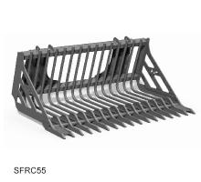Stone Fork - Rock Bucket (Retainer Style Tine) COMPACT DUTY